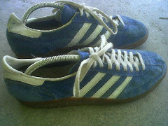 VTG Adidas Spezial Lowcut