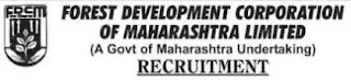 FDCM Forest Department Maharashtra Recruitment July 2013