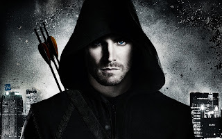 Arrow TV Series Selective Color HD Wallpaper
