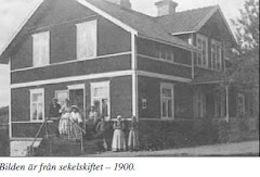 Vårt hus år 1900