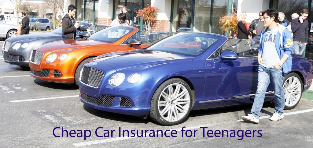 Cheap Car Insurance For Teens >> Cheap Car Insurance For Teenagers Cheap Insurance Companies