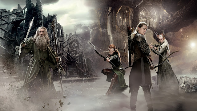 the hobbit an unexpected journey 2 movie wallpapers HD