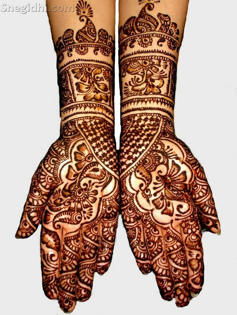 Mehndi Designs Hands Images : Best mehndi designs dulhan for hands free