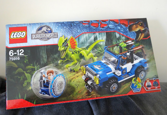 Jurassic World, LEGO Jurassic World, Dinosaurs