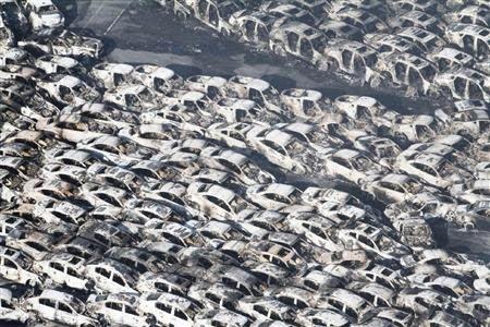 東日本大震災(Ⅳ): 経済影響は 東日本大震災(Ⅳ) 東日本大震災の記...  経済影響は
