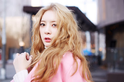 Ah Young Dal Shabet Naturalness