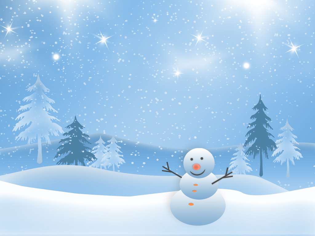 Christmas Snow Wallpaper hd pictures