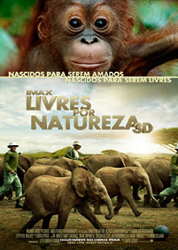 capa Download   Livres Por Natureza   BDRip AVI Dual Áudio + RMVB Dublado (2013)