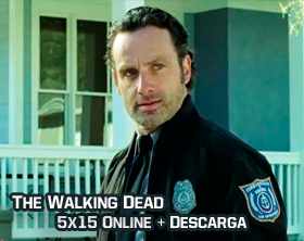 The Walking Dead 5x15 Online + Descarga