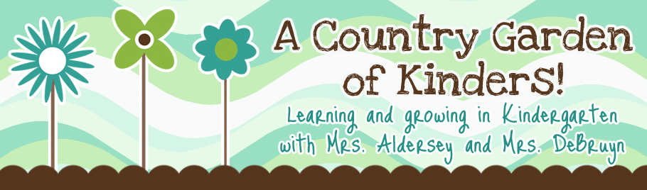 A Country Garden of Kinders!
