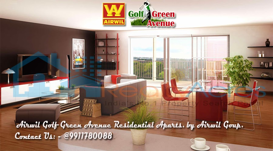 Airwil Golf Green Avenue
