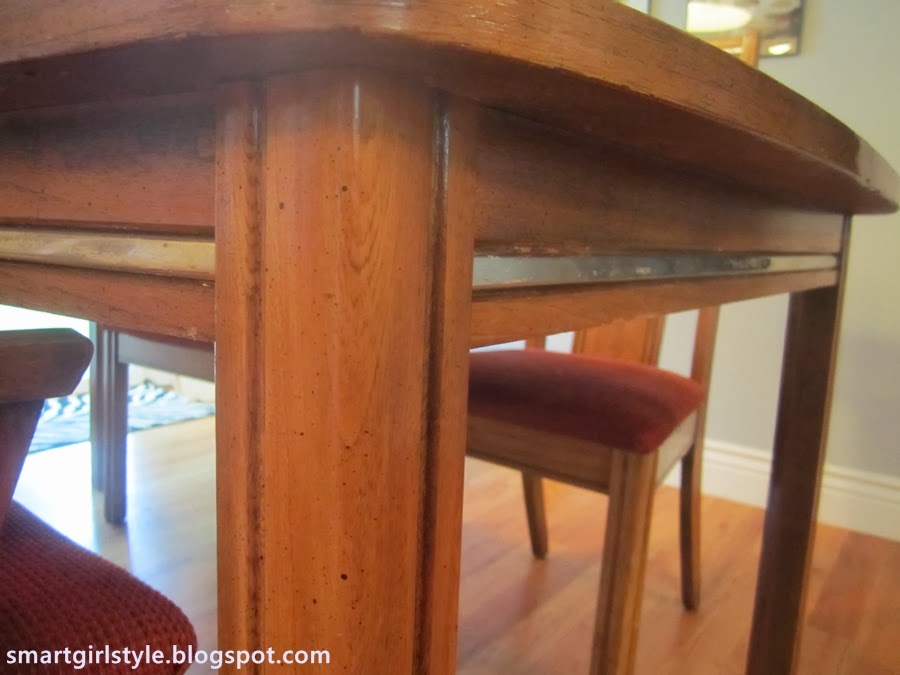 How To Paint A Dining Room Table