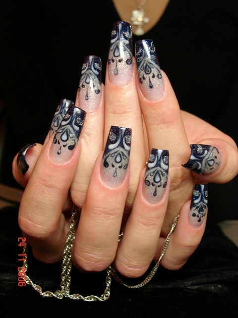 Beauty Best Nail Art: Maintaining Nail Extensions For Wedding