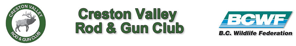 Creston Valley Rod and Gun Club