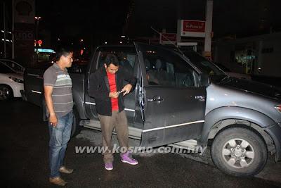 Penjenayah, tewas, digigit, wanita, Jenayah, Malaysia