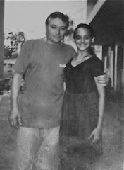 Patricia Iglesias y Antonio Gadez