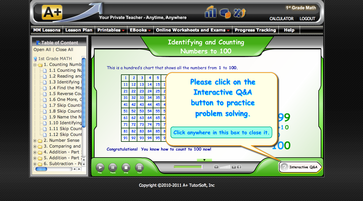 A Learning Journey: Schoolhouse Review: A+ Interactive Math Online ...