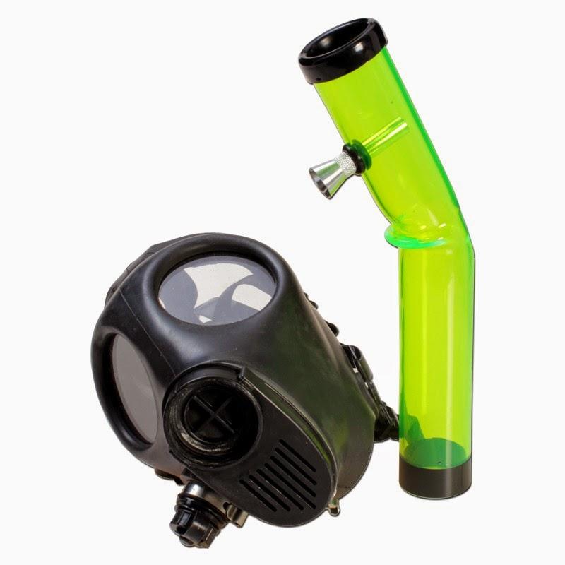 cannabis gas mask