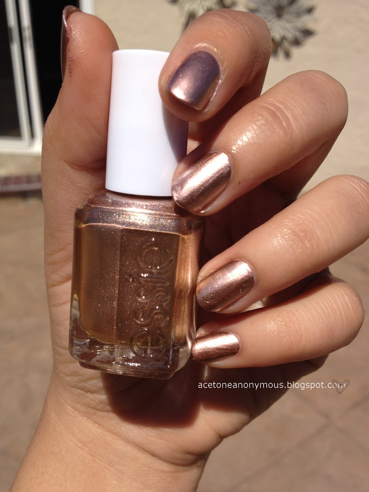 Essie Nail Color Polish Penny Talk | Hession Hairdressing