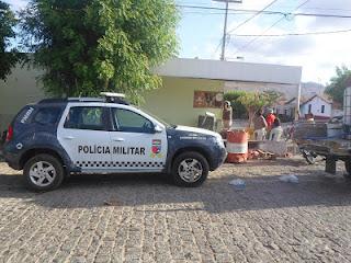 Mais um assalto é registrado no município de Carnaúba dos Dantas