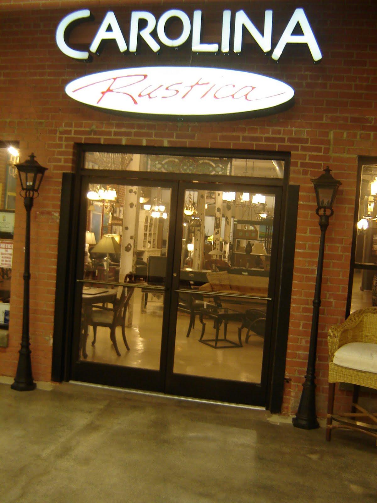 Carolina Rustica Blog Nothing About Furniture