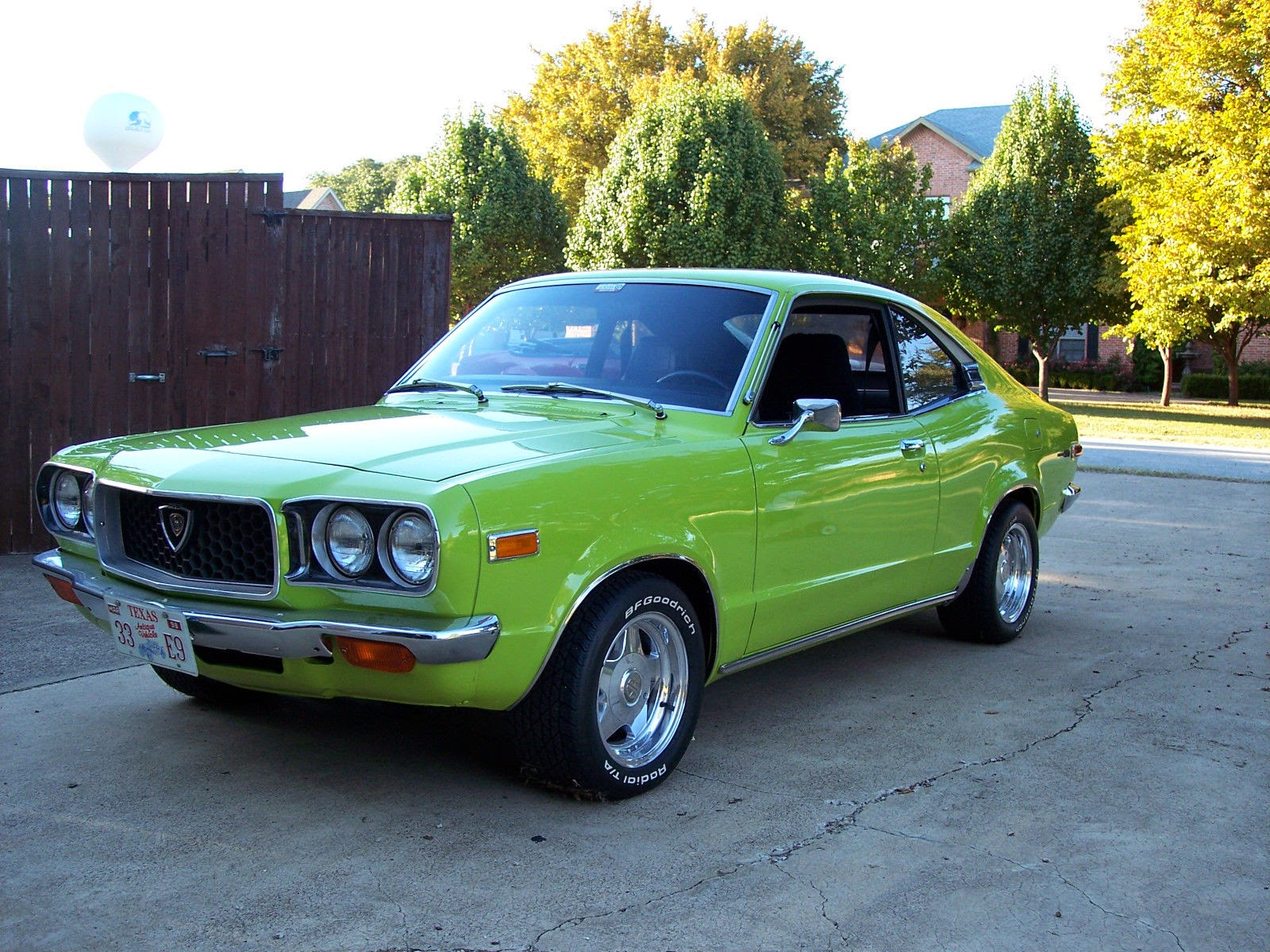 daily turismo 10k green bean 1972 mazda rx 3. Black Bedroom Furniture Sets. Home Design Ideas