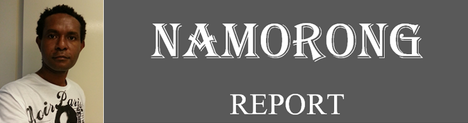 NAMORONG REPORT