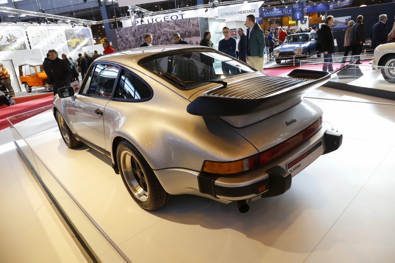 Porsche 911 Type G Turbo