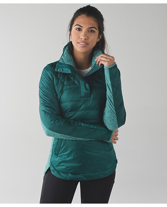 Down Running Jacket | Outdoor Jacket