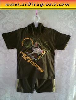 Setelan Armi Topi