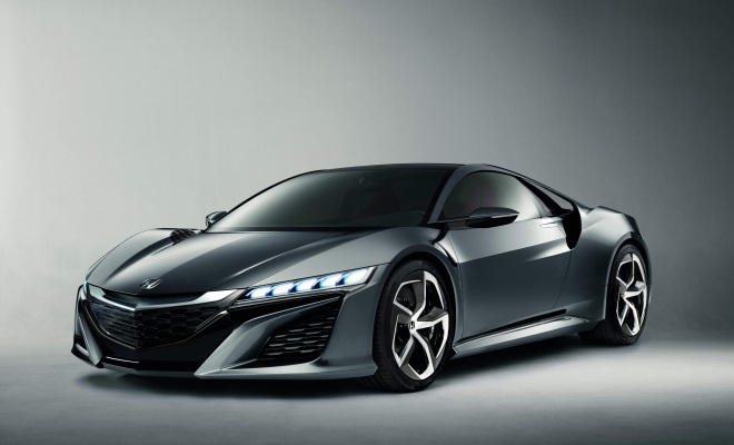 By Lem Bingley New Honda NSX