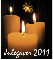 Jeg er med i Julegavesamstrikk 2011