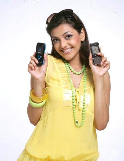 kajal agarwal shoot for nokia mobile hot photoshoot