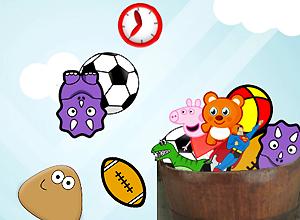 Pou's Toys