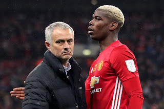 Real Madrid ready to launch Pogba bid after player falls out with Mourinho
