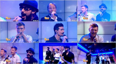 Backstreet Boys - In a World Like This (Live Daybreak) - Live Performance 2013 Free Music Video Download