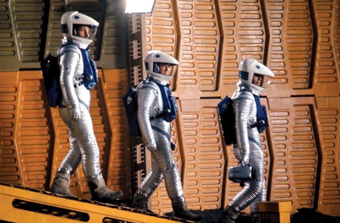 2001 space suit movie - photo #19