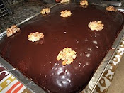 BIZCOCHO DE CHOCOLATE Y NUECES