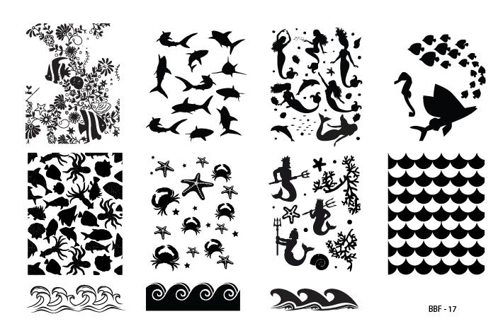 Lacquer Lockdown: Hot Off The Stamping Press: LojaBBF Nail Art ...