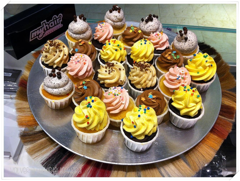 Cupcakes - TupperHair - Myhair Barcelona