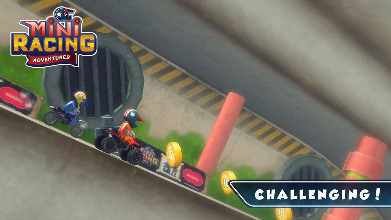 Mini Racing Adventure, Game Keren Buatan Indonesia