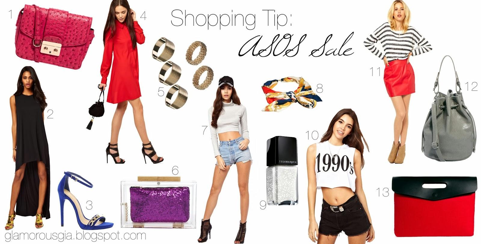 Shopping Tip: ASOS winter sale (+10% off discount code)