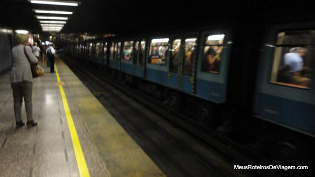 Metrô de Santiago