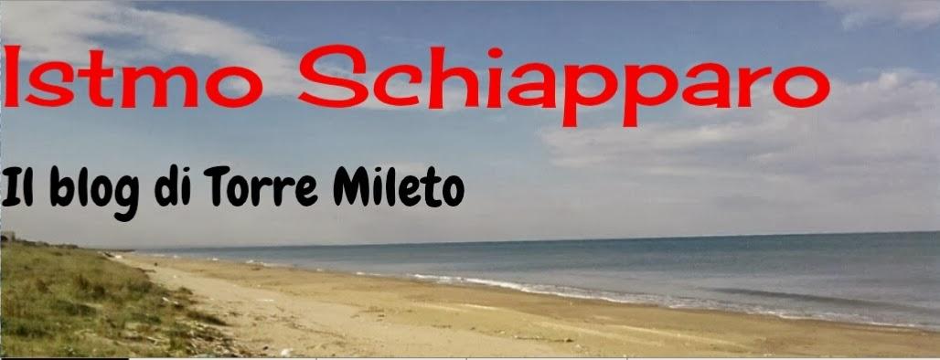 Istmo Schiapparo - Il blog di Torre Mileto