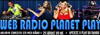Web Rádio Planet Play - Locutor Morcego e DJ Ricardo