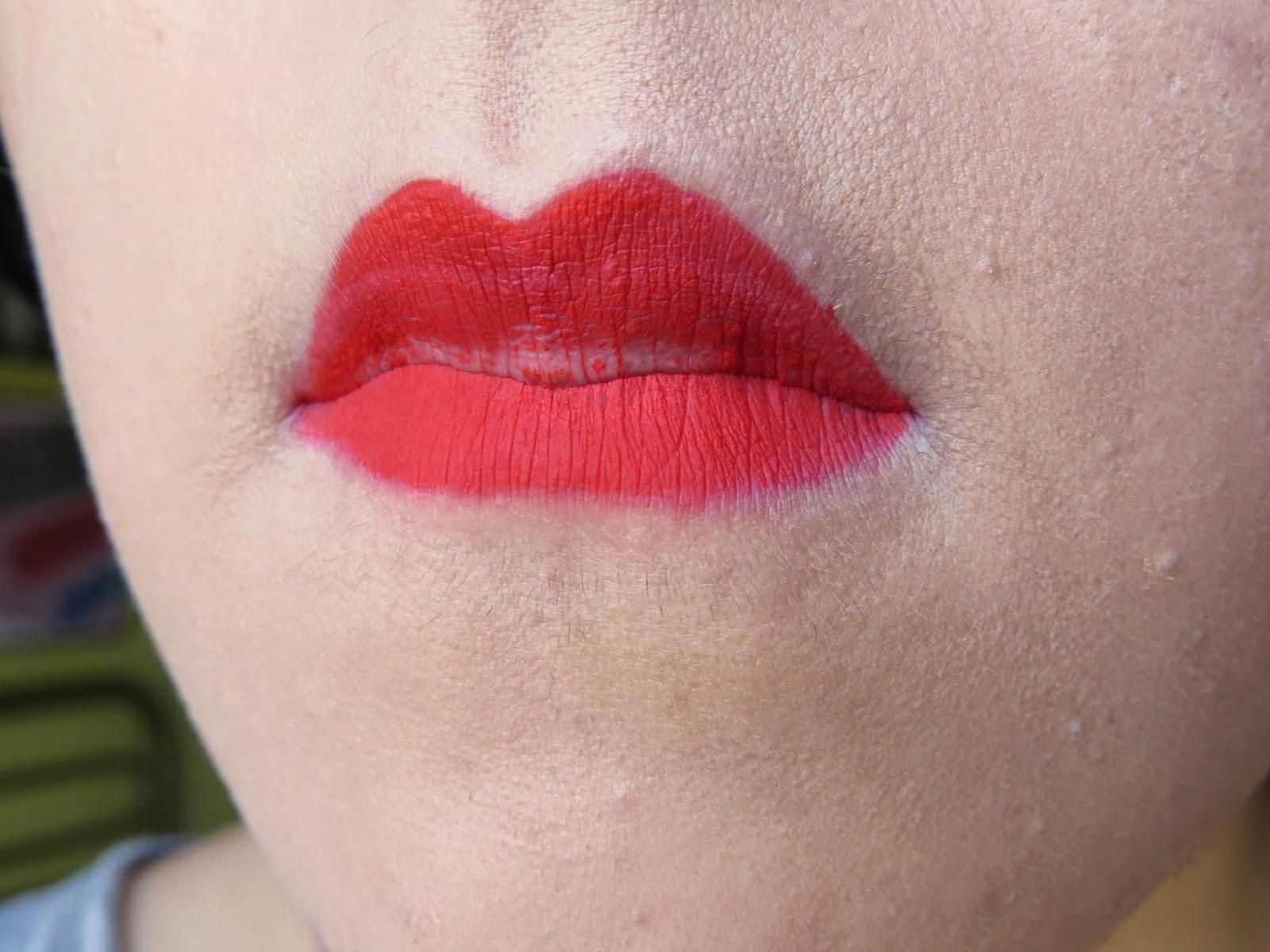 Born Pretty Store Lip Gloss Waterproof Matte Velvet