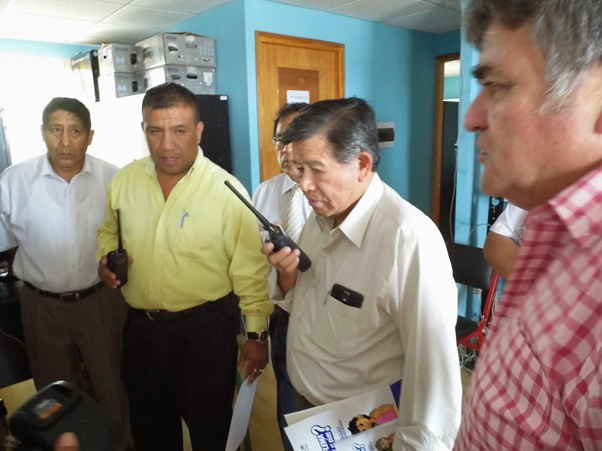 Gobierno regional de lima realiza lanzamiento de los - Seguridad en tu casa ...