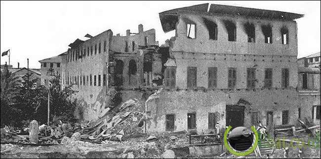 Anglo-Zanzibar War - 45 Menit
