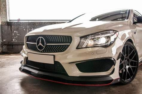 RevoZSport Mercedes-Benz CLA290