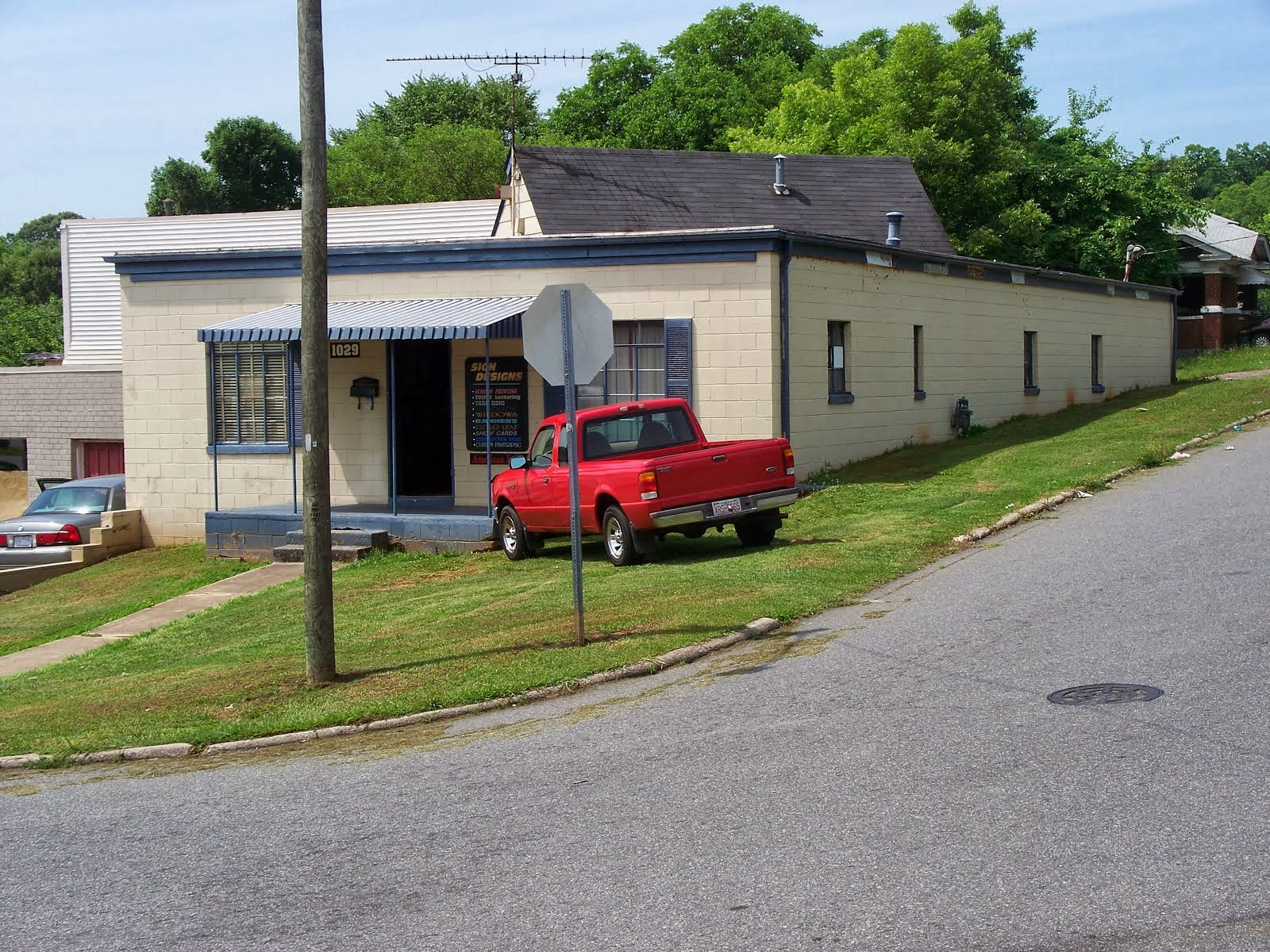 1029 OLD INNES STREET WEST Salisbury, NC ~ Commercial ~ $89,900